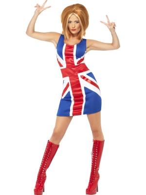 Spice Girls dalībnieces kostīms