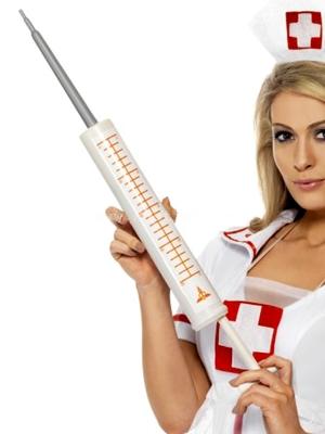 Medmāsiņas gigantiskā šprice