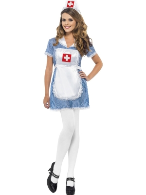 Naughty Nurses Costume
