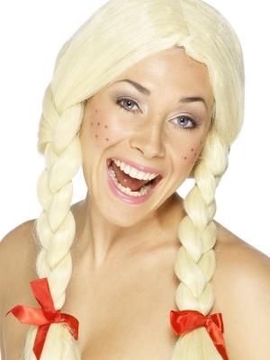 Schoolgirl Dutch Wig