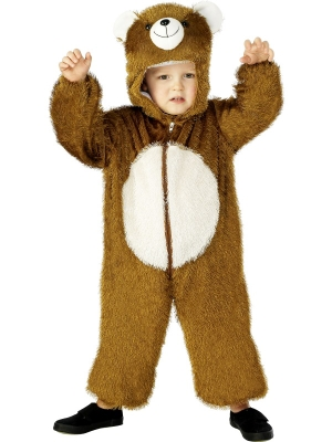 Bear Costume, 4-6 year