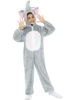 Elephant Costume, 7-9 year