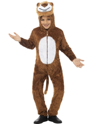 Lion Costume, 7-9 year