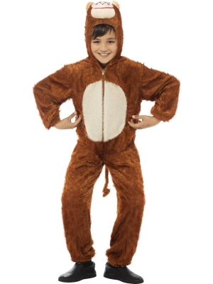 Monkey Costume, 7-9 year