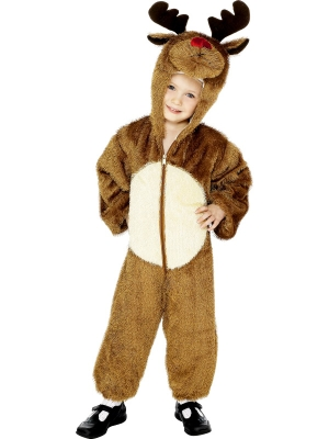 Reindeer Costume, 4-6 year