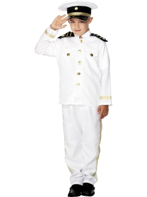 Captains Costume