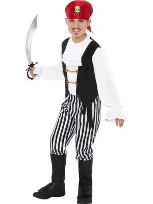 Deluxe Pirates Costume