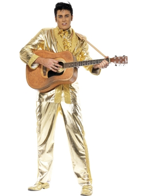 Lame Elvis Costume