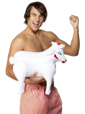 Inflatable Sheep,  45 cm