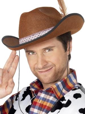 Kovboja cepure