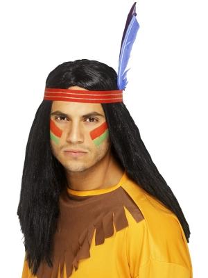 Indiāņa parūka