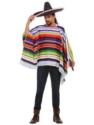 Meksikāņu pončo