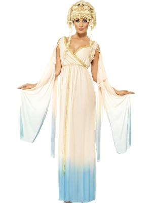 Grieķu princeses kostīms