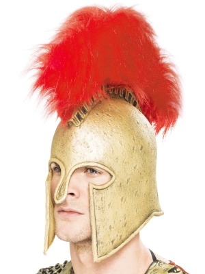 Greek Soldiers Helmet