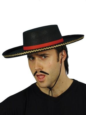 Spanish Style Hat