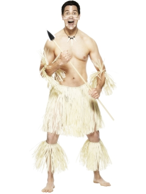 Zulu Warriors Costume