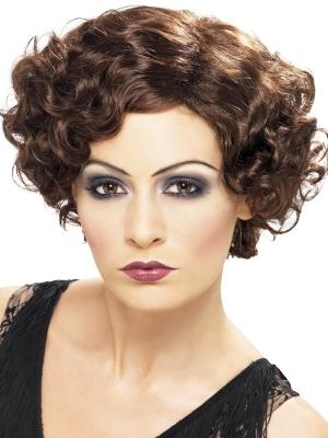 1920s Flapper Wig