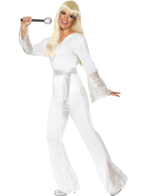 Disco Lady Costume