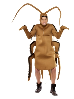 Cock roach costume (men / women)