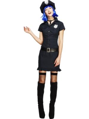 Костюм полицейской