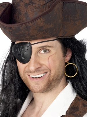 Pirates Eye Patch
