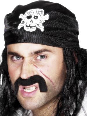 Melns pirāta lakats