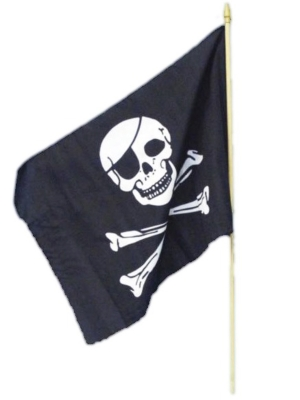 Pirates Flag, 46 х 29 сm