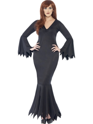 Vamp Costume Black dress
