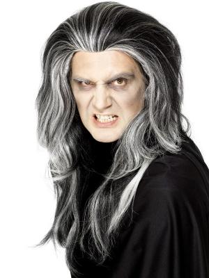 Парик готического вампира