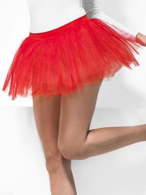 Underskirt, red