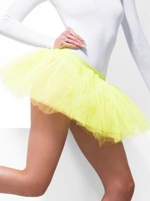 Underskirt, neon yellow