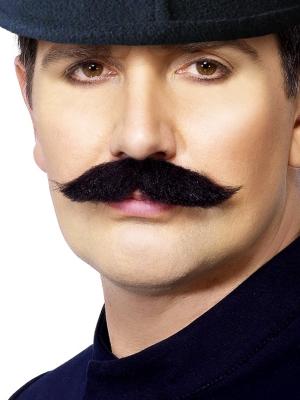 London Bobby Moustache