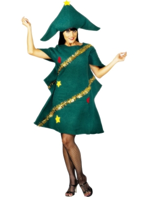 Ziemassvētku eglītes kostīms