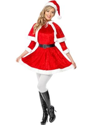 Ziemassvētku kostīms, sarkans