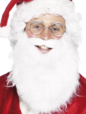 Economy Santa Beard