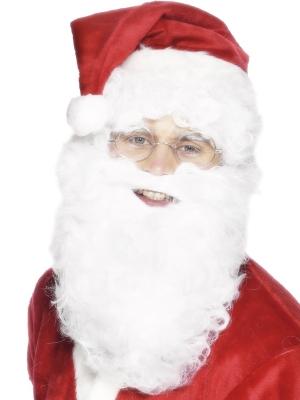 Santa Beard, 28 cm