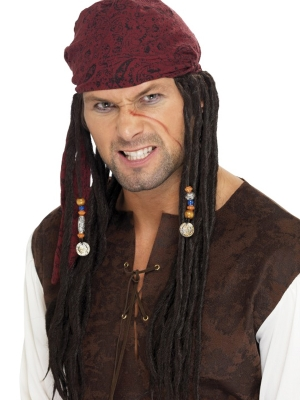 Парик капитана пирата