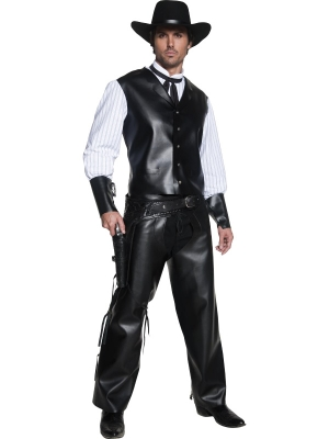 Authentic Western Gunslinger Costume