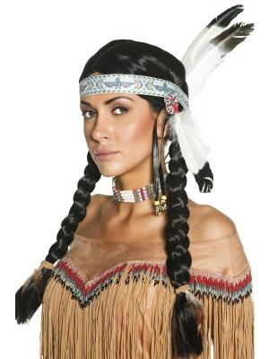 Western Indian Wig