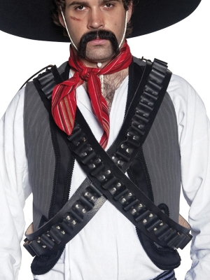 Western Bandolier Bullet Belt