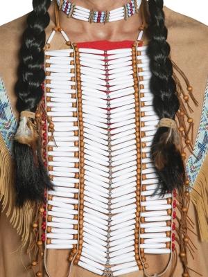 Indiāņa krūšu aksesuārs