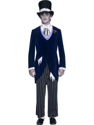 Gothic Manor Groom Costume