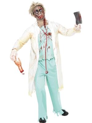 Zombija daktera kostīms