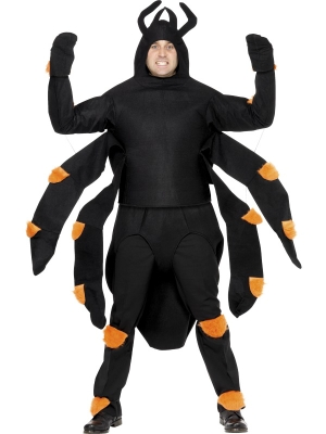 Spider Costume (men / women)