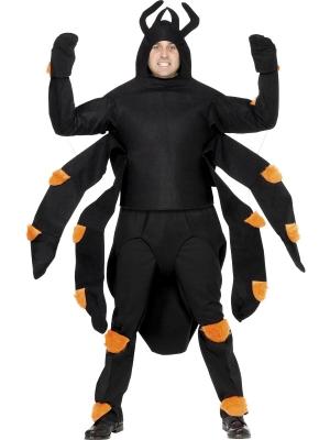 Zirnekļa kostīms (sieviešu / vīriešu)