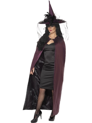 Deluxe Witches Cape