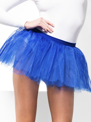Underskirt, neon blue