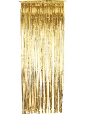 Lietutiņa aizskars, zelta, 91 x 244 cm