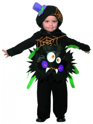 Crazy Spider Costume
