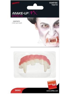 Briesmīgi vampīra zobi